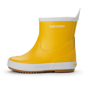 Tretorn Wings Rubber Boots Barn yellow
